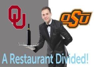 A Restaurant Divided